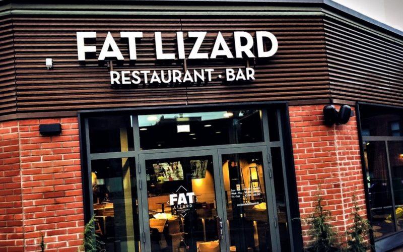 Ravintola ja panimo FAT LIZARD